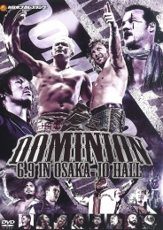 DOMINION2018.6.9 in OSAKA-JO HALL